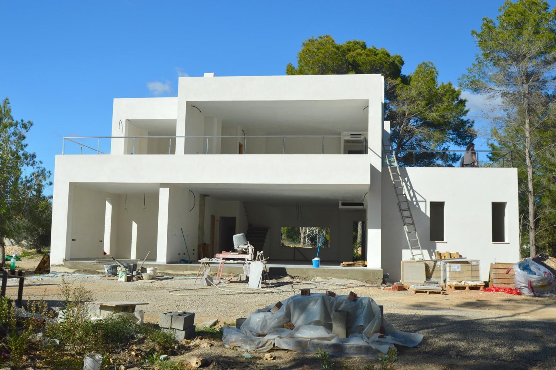 Villa in de buurt van de meest charmante dorpjes van het eiland - Santa Gerdrutis