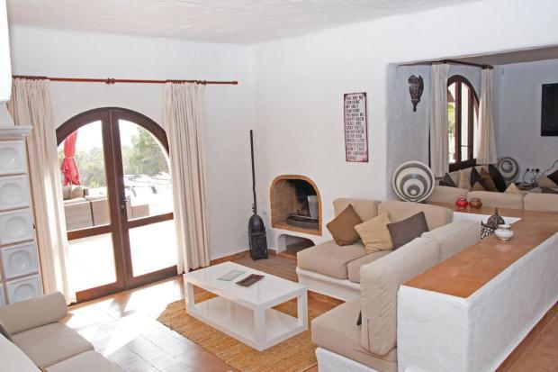 Mooie Finca te koop in Ibiza in de buurt van San Lorenzo