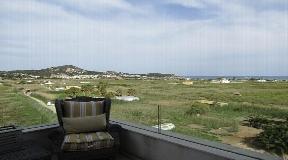 Zeer mooi appartement met 117 m2 met uitzicht op de zee
