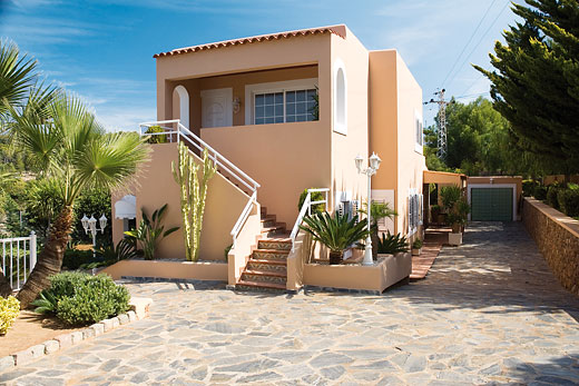 Mooi huis op loopafstand van het strand van Portinax
