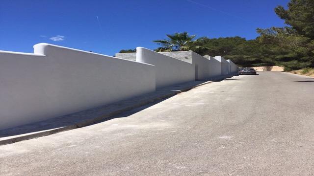 Renovatieproject op de berg van Can Furnet met prachtig uitzicht op zee