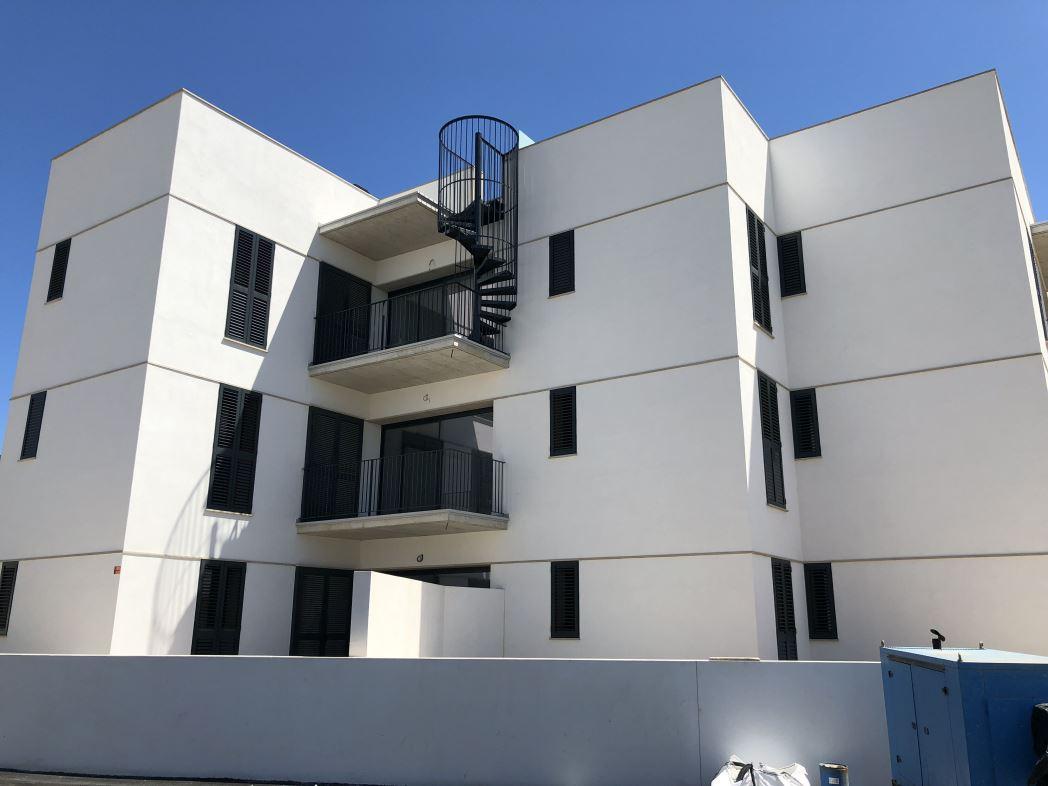 Nieuw gebouwd penthouse gelegen in het centrum van Jezus