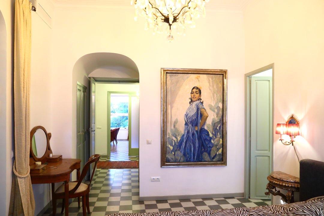 Charmant appartement gelegen in de oude markt in het hart van de jachthaven in Ibiza-stad