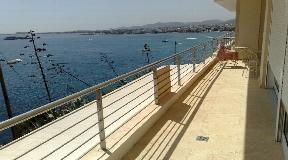 Front appartement in het centrum van Ibiza-stad