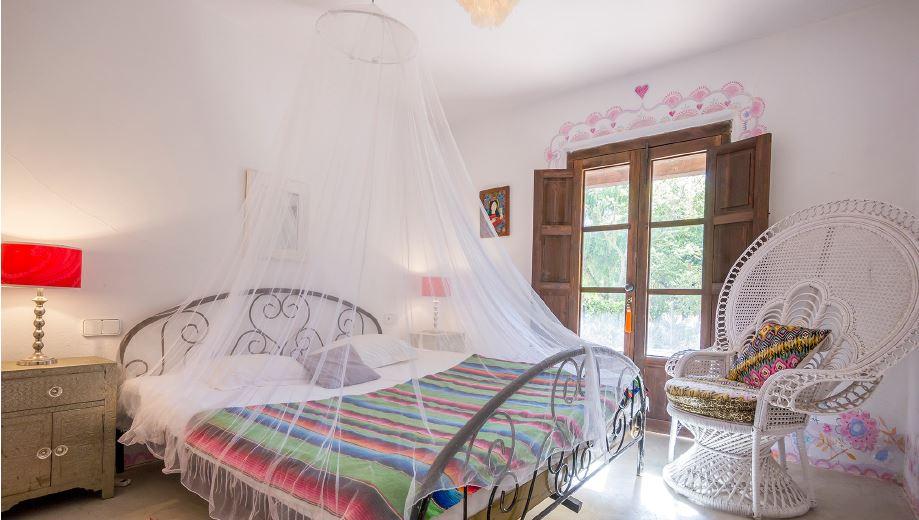 Finca met gastenverblijf in de buurt van het dorp Santa Gertrudis