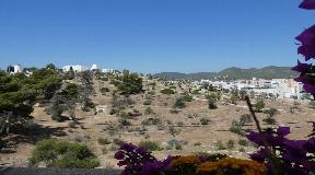 Moderno appartamento con ampia terrazza a Ibiza