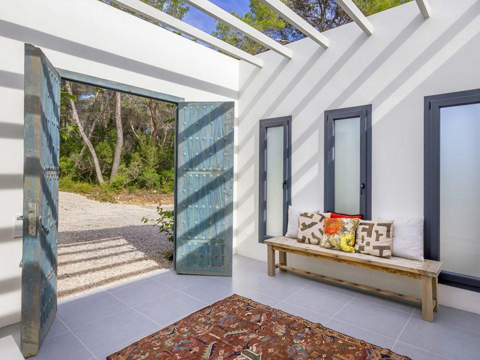 Charmant modern huis in San Lorenzo