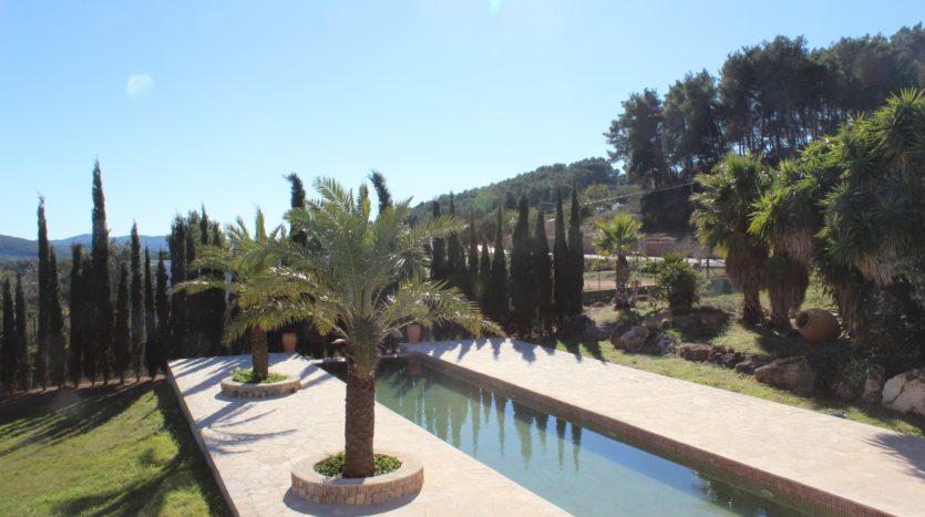 Charmant landhuis in San Mateo te koop