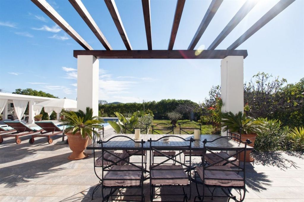 Zeer nobele villa in het zeer gewilde gebied van Sa Caleta