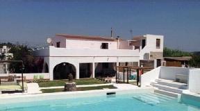 Finca op slechts 2 minuten van het centrum van Ibiza