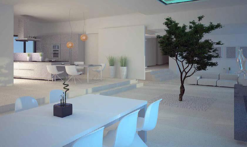 Dream Mansion in Cala Jondal op Ibiza