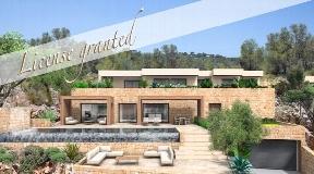 Stedelijk land met licentie te koop in San Miguel