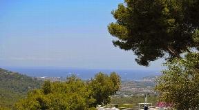 Top gelegen onroerend goed hoog op de heuvel van Can Furnet met toeristische verhuurvergunning