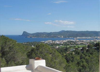 Privé gelegen huis op de top van de bergen van San Agustin met een fantastisch uitzicht en een gastenverblijf
