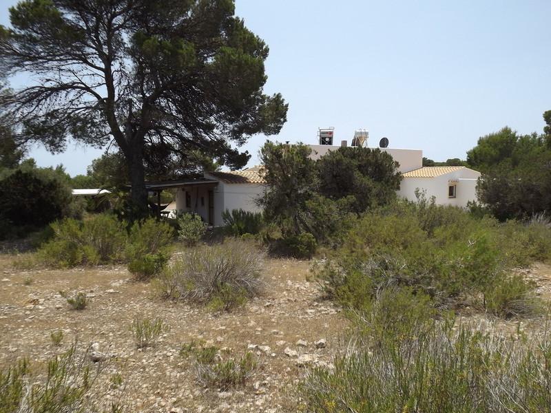 Villa van goede kwaliteit gelegen in een landelijk gebied in Cap de Barbaria te koop