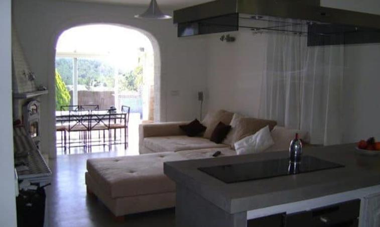 Villa te koop in het dorp San Jose met mooi uitzicht