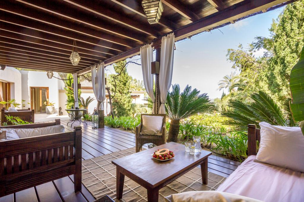 Luxuy villa te koop in de bergen nabij Morna Valley