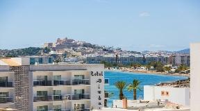 Prachtig appartement met prachtig uitzicht op loopafstand van het strand van Talamanca