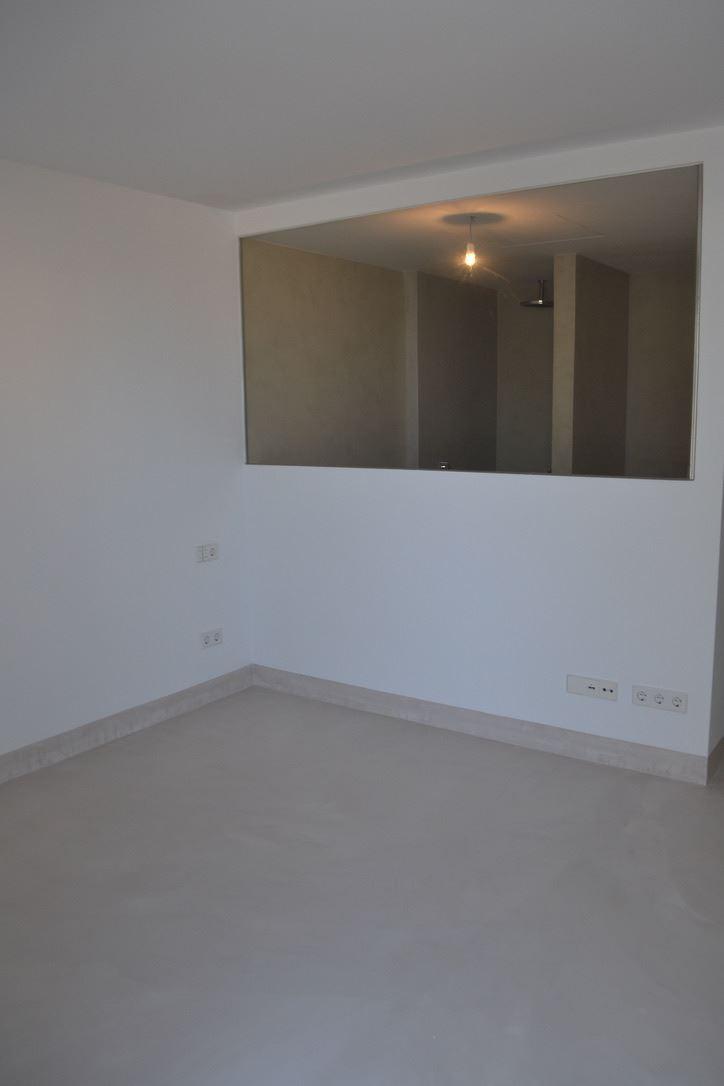 Prachtig gelijkvloers op appartement met uitzicht op zee in Talamanca