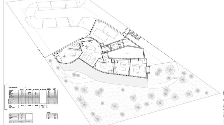 Perceel met project in Roca Lisa in stedelijk land