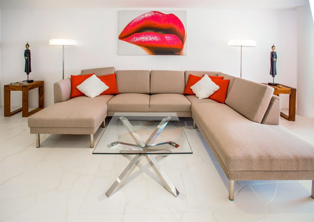 Modern 2 slaapkamer appartement met mooi uitzicht gelegen in Las Boas gebouw