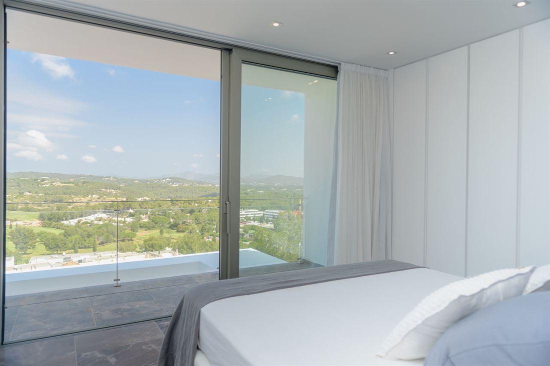 Moderne villa in Ibiza Roca Llisa te koop