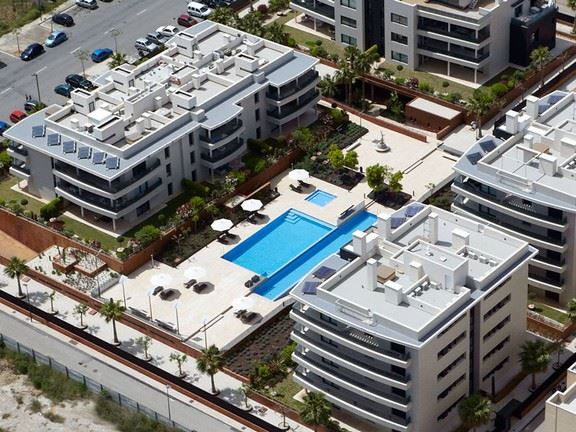 Mooi appartement in de buurt van Ibiza-stad te koop
