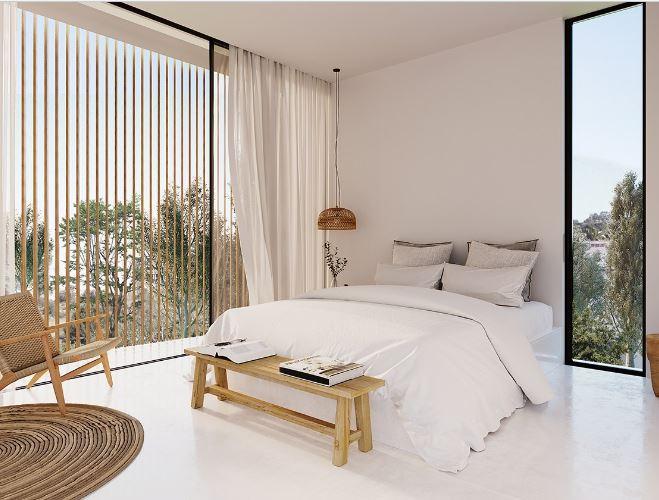 Vier unieke appartementen achtergelaten in een perfecte setting in Talamanca