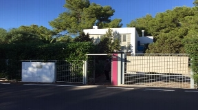 Mooi huis in Cala Vadella vlakbij het strand