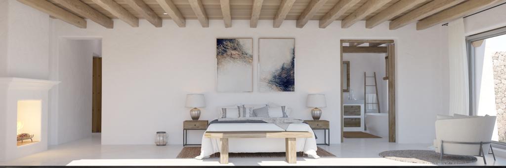 Blakstad finca met 189.000 m2 grond in het noorden van Ibiza