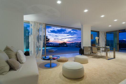 Luxe huis in het populaire wooncomplex Can Rimbau