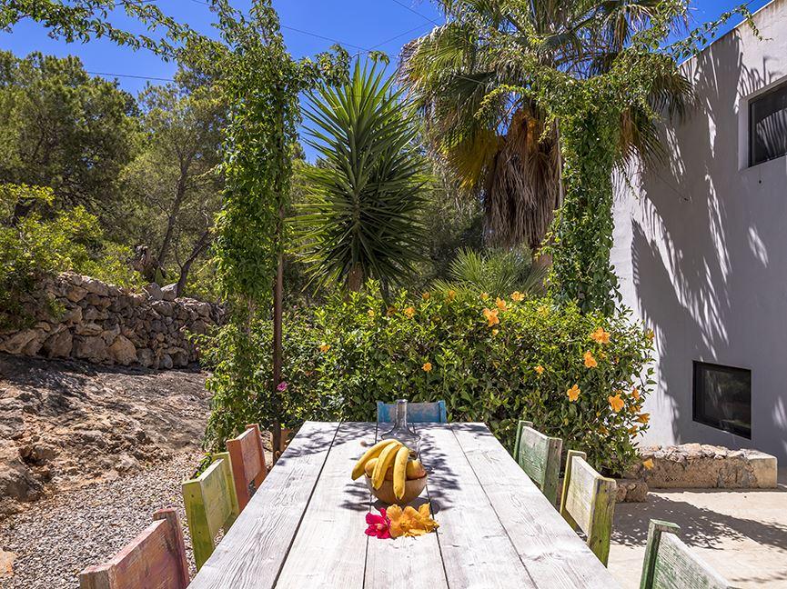 Finca op loopafstand van het strand van Es Cavallet