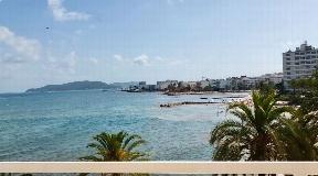 Schitterend eerstelijns appartement te koop op Ibiza