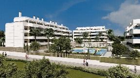Nieuwbouw appartement in luxe complex te koop