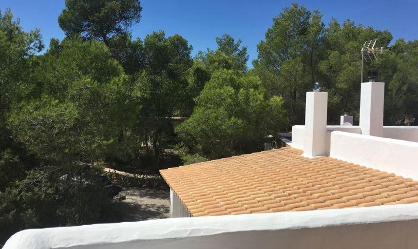 Leuk huis op slechts 10 minuten loopafstand aan zee van Formentera