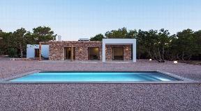 Mooi huis in Formentera op 900 meter van het strand te koop