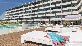 Prachtig penthouse appartement met drie slaapkamers in het luxe gebouw The White Angel
