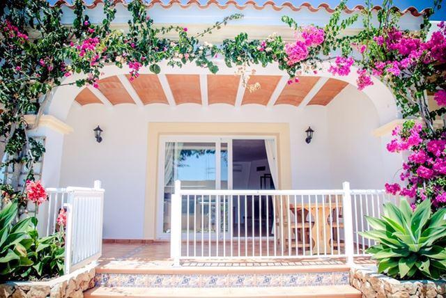 Villa met verhuurvergunning in San Jordi