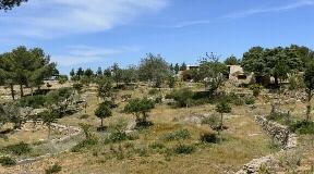 Authentieke Ibiza finca gelegen in landelijk gebied tussen Jesús en Sta. Eulalia