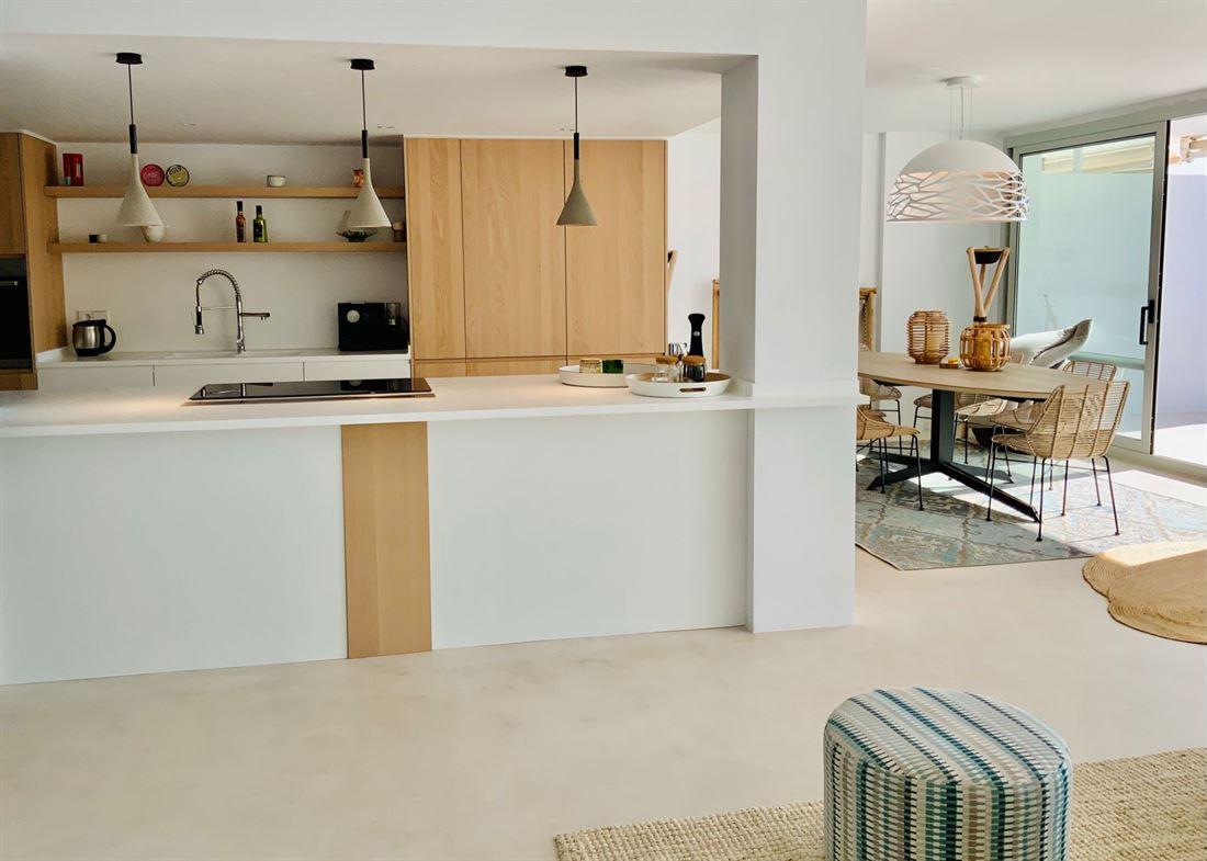 Prachtig luxe appartement met uitzicht in de prestigieuze wijk Marina Botafoch