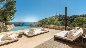 Fantastische Villa met beste uitzicht in Roca Llisa