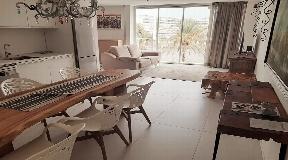 Mooi appartement in Patia Blanco-gebouw in Marina Botafoch