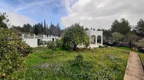 Landhuis met 2760m2 grond en huis van 110m2 te koop nabij Ibiza