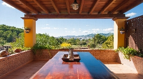 Gezellige villa in Jesus op Ibiza te koop