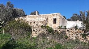 Prachtige finca uit het jaar 1900 in San Juan met 6 hectare grond