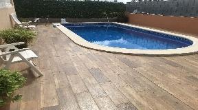 Leuke woning met 3 verdiepingen vlakbij Ibiza met privé zwembad Can Ramon