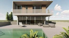 Project om vrijstaande woning met privé zwembad te bouwen in Jezus