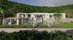Luxe villa in Blakstad te koop op slechts 10 minuten van Santa Gertrudis