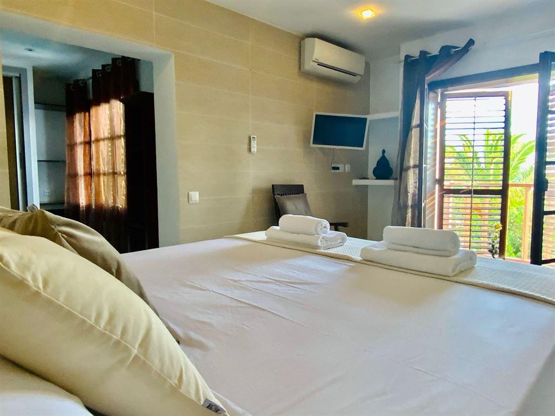 Villa gelegen op enkele minuten van het strand van Talamanca