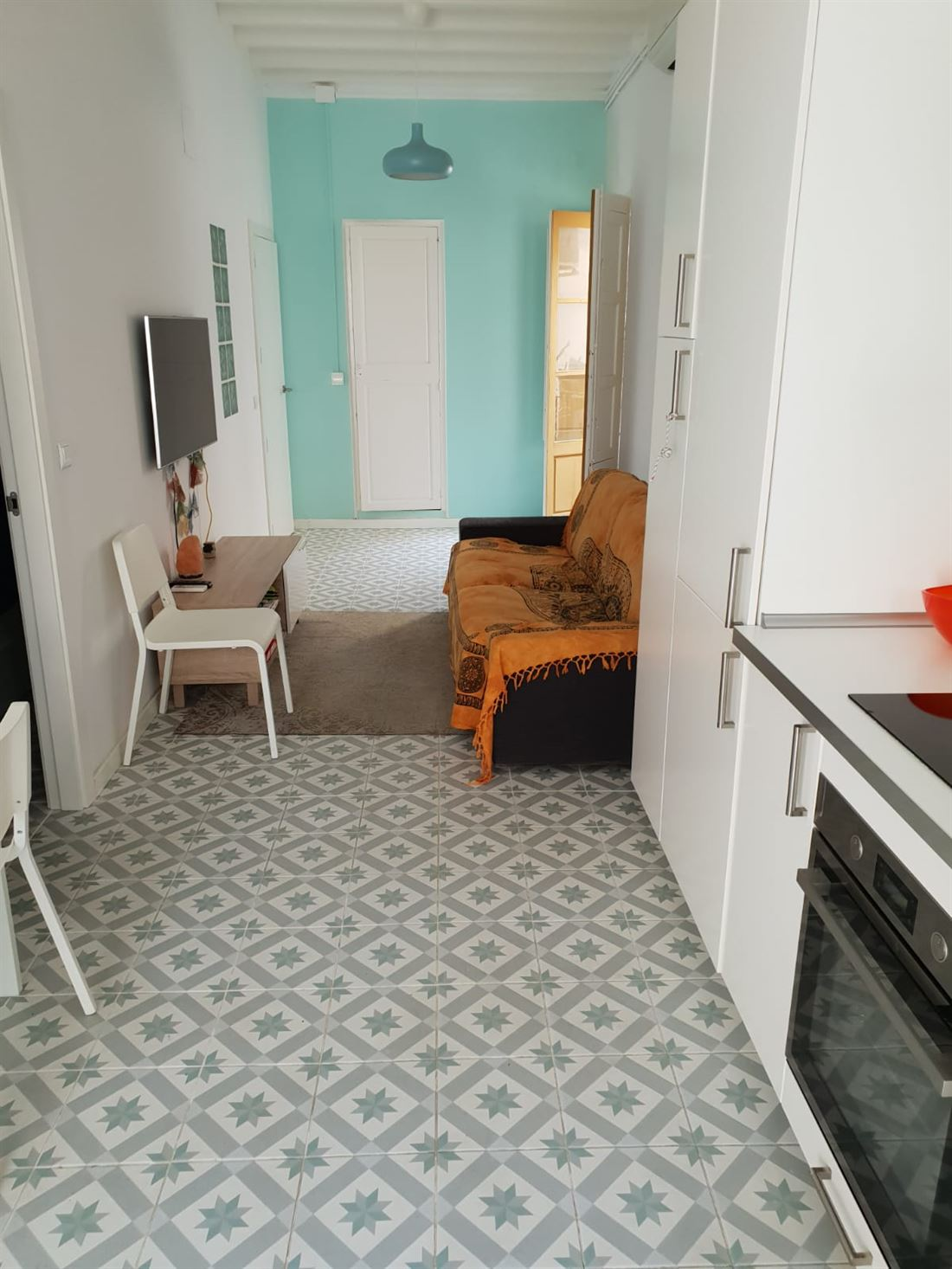Geweldige flat in het centrum van de jachthaven op Ibiza